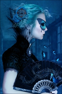 Night Butterfly by AlexandraVBach, deviantART