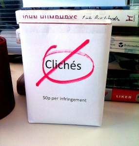 Charlie Peverett, Cliché box, Flickr